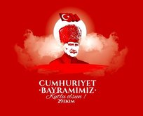 29 Ekim sözleri! Atatürk'ün Cumhuriyet ile ilgili sözleri! En güzel Atatürk 29 Ekim resimleri!