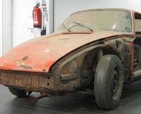 Efsane kasa Porsche 911'i öyle bir hale getirdi ki...