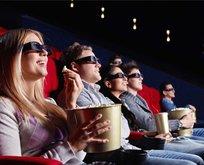 Sinemada yerli patlaması