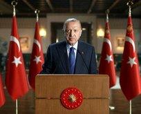 Başkan Erdoğan'dan BM'ye video mesaj