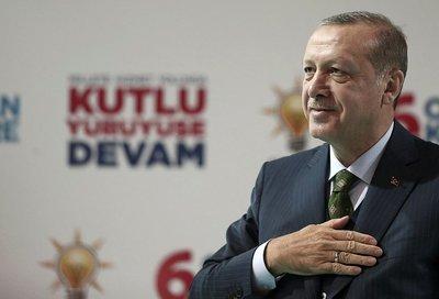 Yalovada Erdoğan coşkusu