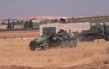 Rus askeri Afrinden çekildi