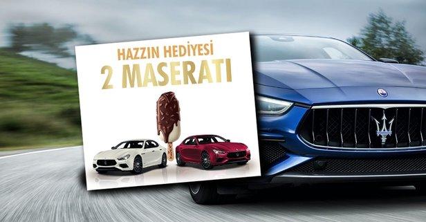 Magnum Maserati çekilişi kim kazandı?