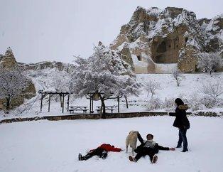 Meteoroloji'den son dakika kar yağışı uyarısı! 9 Aralık Pazartesi yarın okullar tatil mi? İşte il il hava durumu