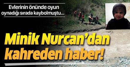 Son dakika:  Kars'ın Sarıkamış ilçesinde kaybolan 3 yaşındaki Nurcan'ın cansız bedeni bulundu