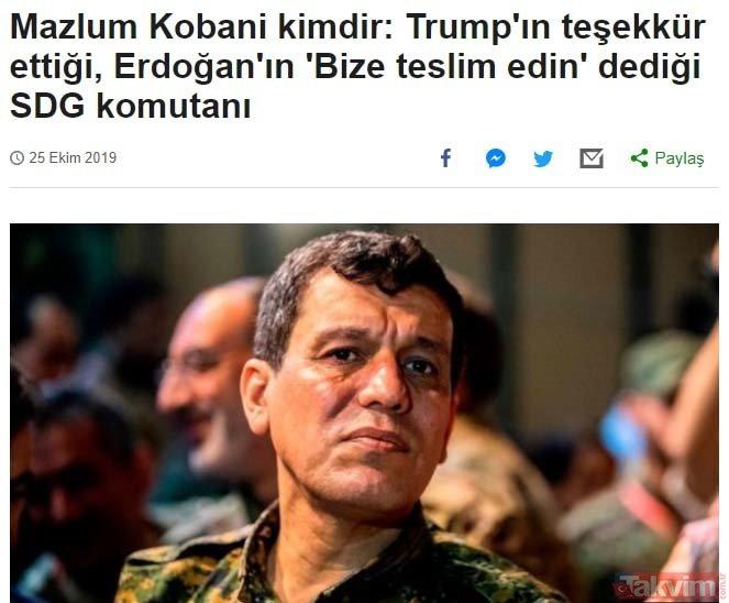 İşte Erdoğan Kürtleri katlediyor kara pgopagandasının perde arkası!