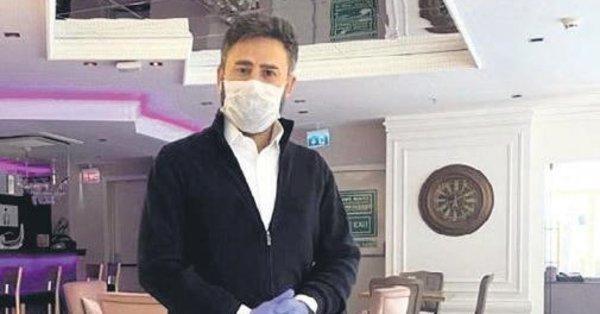 İzzet Yıldızhan'dan 'koronavirüs' önlemi! Otelini dezenfekte ettirdi...