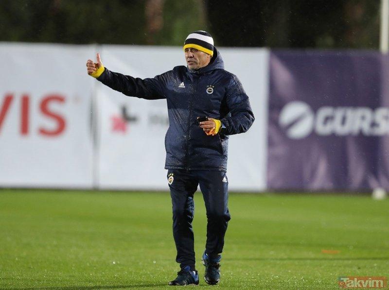 Fenerbahçe hocası Ersun Yanal'dan Serdar Aziz hakkında flaş transfer açıklaması