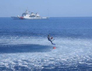 Türk Silahlı Kuvvetleri'nden, Deniz Aslanı 2018'de gövde gösterisi