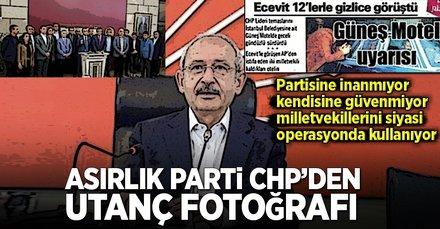 Ersoy Dede CHP'deki İYİ Parti istifalarını kaleme aldı