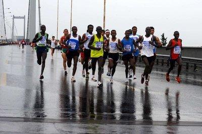 31. Avrasya Maratonu