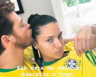 Brezilya aşkına