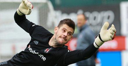Fener, Beşiktaş'ın eski kalecisi Fabri'ye kancayı taktı