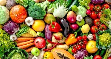Bilim insanları açıkladı! İşte vücudun en çok ihtiyaç duyduğu 20 besin