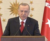 Başkan Erdoğan'dan önemli açıklamalar!