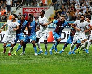 Kasımpaşa ile Trabzonspor yenişemedi!