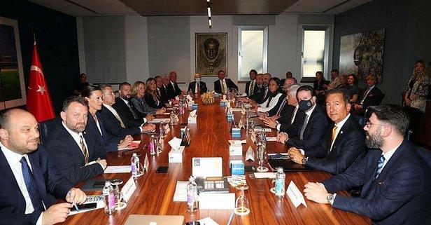 Fenerbahçe yönetiminde kim ne görev yapacak?