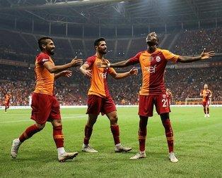 Galatasarayın Şampiyonlar Ligindeki rakibi Lokomotiv Moskova!
