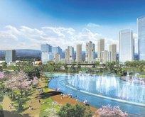 Başkentin merkezine dev proje