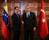 Venezuela Dışişleri Bakanı Arreaza'dan flaş açıklama