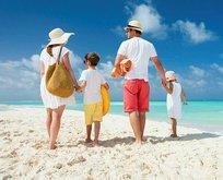 Dolu dolu tatil geçirmenin püf noktaları