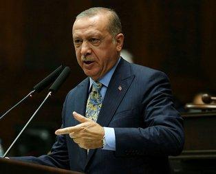 Başkan Erdoğandan önemli açıklamalar