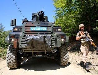 Karadeniz'de PKK'nın kabusu JÖH timleri son teknolojiyle teröristlerin peşinde!