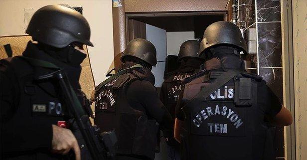 Ankara merkezli 12 ilde DEAŞ operasyonu