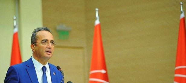 CHP sözcüsü Bülent Tezcan Cumhurbaşkanı'na hakaret etti
