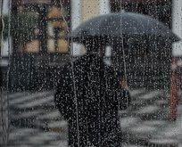 Meteoroloji uyardı: Gök gürültülü yağışlar geliyor!