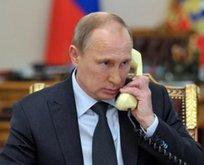 Uçak krizinin ardından Putine telefon!