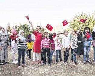 Yetimlerin umudu Türkiye