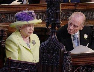 Törende büyük gerilim! Kraliçenin yüzü bir an olsun gülmedi