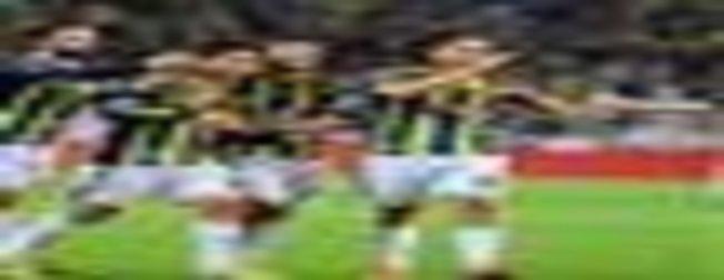 Fenerbahçe - Pendikspor: 1-0