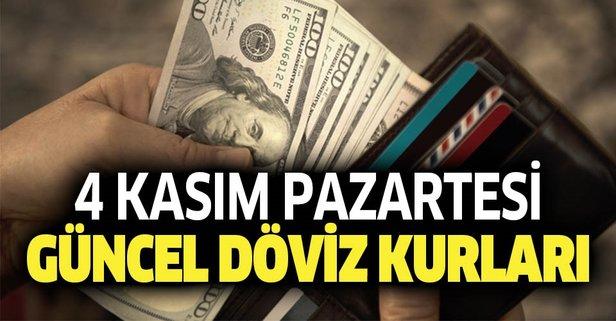 Dolar Son Dakika 4 Kasim Euro Ve Dolar Kuru Ne Kadar Kac