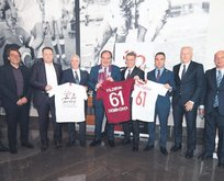 Trabzon'da her çocuk futbolla doğar