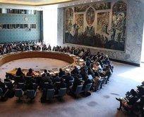 Rusya ve Çin'den BM'ye 'Suriye' vetosu!