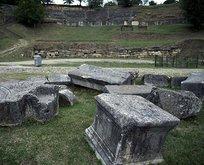 Batı Karadeniz'in Efes'i tüm ihtişamıyla gün yüzüne çıkıyor