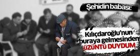 Şehit Yener Kırıkçı'nın babası konuştu