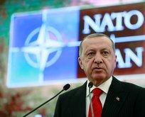 Başkan Erdoğan'dan NATO'ya tarihi çağrı