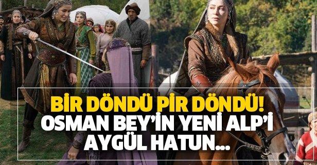 Osman Bey'in yeni Alp'i Aygül Hatun!