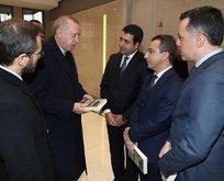 Erdoğan 'Diplomatik Vahşet'i inceledi