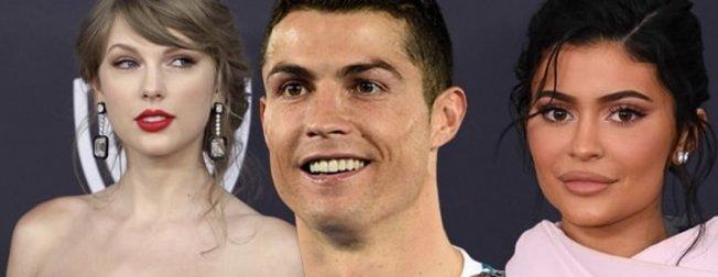 Dünyanın en çok kazanan ünlüleri açıklandı! Zirvede ne Rihanna var ne de Messi