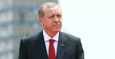 Cumhurbaşkanı Erdoğandan tebrik telgrafı