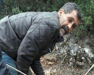 Bursa'daki define kazısında şok video ortaya çıktı