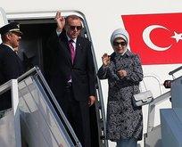 Son dakika: Başkan Erdoğanın ABD programı belli oldu
