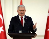 Başbakan Yıldırım'dan Cenevre kararı