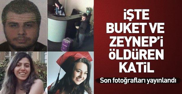 Ukrayna polisi, katilin son fotoğrafını yayınladı