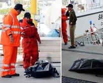 Ege'de mülteci teknesi battı çok sayıda kayıp var