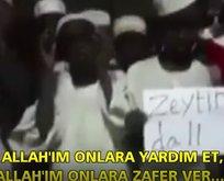 İşte Cumhurbaşkanı Erdoğanın bahsettiği Afrikalı çocuklar